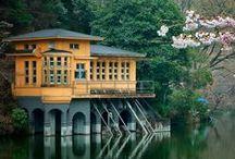>> Lake Houses <<