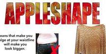 Fashion: Apple Shaped Body