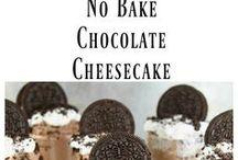Desserts to test :=) / Efterrätter desserter mmm