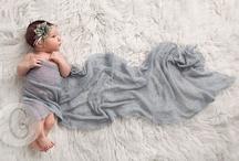 Maternity and newborn photo ideas / by Melanie Nelson