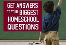 Homeschooling: Tips & Tools / Homeschool Ideas, tips, resources and other practical homeschooling pins