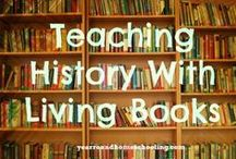 Homeschooling: History / Practical homeschooling tips, posts and resources for studying history in your homeschool.