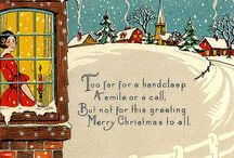 CHRISTMAS EPHEMERA / Printables / by Judy