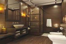 Bathroom Design / We appreciate beautiful bathroom design!