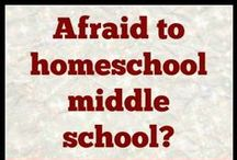 Homeschool: Middle School / Tips, tools and resources for homeschooling your middle school student successfully!