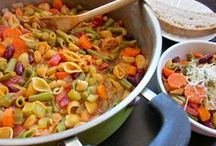 Soups and Stews / Everything soupy and comforting.