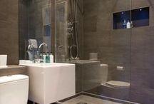 Hotel Design / We Love Beautiful, Modern Showers In Hotels!