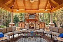 My Perfect Backyard / Cozy and serene