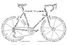 my bike and I