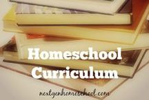 Homeschooling: Curriculum & Products / Everything you need to know about homeschool curriculum, homeschooling products and tools, and other valuable resources for homeschoolers.