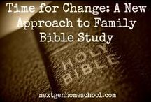 Homeschooling: Family & Faith / Faith and family pins for Christian homeschoolers, including practical and big picture ideas about how faith and family values impact homeschooling decisions.