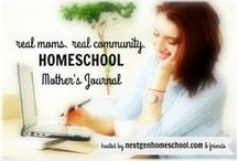 Homeschool Mother's Journal Posts / NextGen Homeschool hosts the Homeschool Mother's Journal weekly blog link-up, a community of homeschooling mamas just like you! Find weekly homeschool inspiration and encouragement — glean great ideas from other moms walking on the homeschool path, or, if you're a blogger, share the wisdom God is teaching you about homeschooling by posting to the link-up.