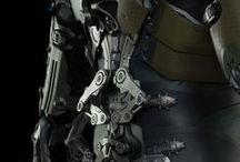 ID - Robot Futuristic