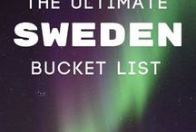 Sweden Travel / Travel Tips, Art, Food, Drink, Sights...the usual!