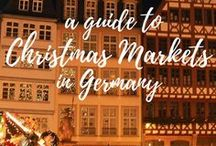 Germany Travel / What to do, see, eat, drink in Germany!