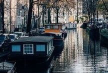 Amsterdam Houseboats / Our Amsterdam Book Now houseboat rental...what an experience. A definite must when in Amsterdam!