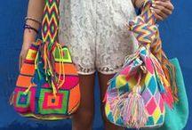 Wayuu Mochila Hand Bags