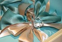 It's A Wrap / The element of surprise.  Beautiful and creative ways to wrap a gift