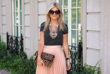 Style-A-Thon / Looks I love, from street style to casual brunch and work outfits.