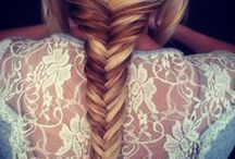 Hair / by Hannah Wright