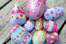 Easter / Easter ideas for home and the classroom / by Nichole {youclevermonkey}