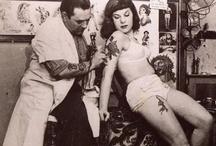 ink // tattoo love / by duet vintage