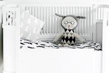 Baby's Room / baby room, decor, kids, child, children / by Malene Marie Møller