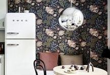 WALL : Wallpaper / Wallpaper, wall decorating