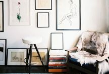 GALLERY WALLS / Inspired for the art lover and collector! For the Love of Art  https://palettepaint.com/