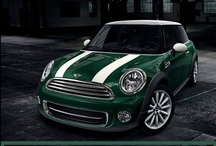 MINI / A collection of images of MINI's including MINI Cooper, MINI One, MINI Clubman, MINI Countryman & promotional campaigns / by Terence Craven