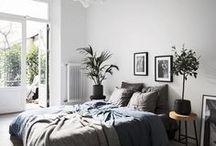 BEDROOM / bedroom, home decor, soveværelse