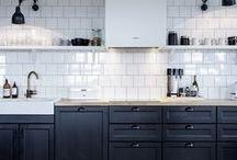 KITCHEN / kitchen, køkken, home decor