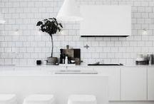 White living / White home decor, hvid indretning / by Malene Marie Møller