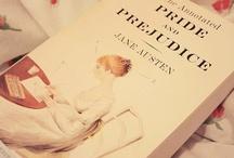 Austenesque Literature / by Sophia Rose