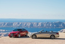 2013 Facelifted Mercedes E-Class Coupe and Cabriolet