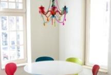 Living Room - Decorate - Unique Chandeliers