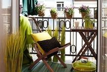 Wonderful Small Balconies