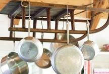 Storage Ideas for the Kitchen
