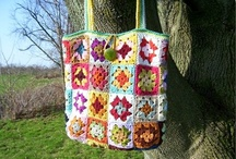 Crochet Bags, Purse, Totes ~ Free Patterns