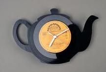 Vinyl Clocks for every room