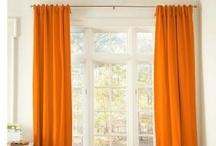 Tangerine Curtains