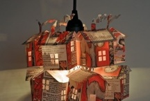 Magic Paper House Light