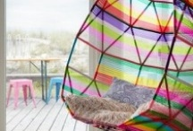 Hanging Chairs! ♥
