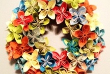 DIY- May Day Spring Wreaths