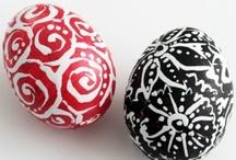Unique Easter eggs!
