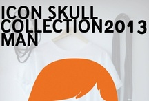 T-K IconSkullCollection MAN 2013