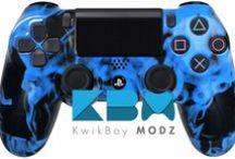 Custom PS4 Controllers