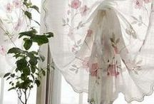 """Shabby Chic & Cottage Style / Take me back to the """"old days"""""""