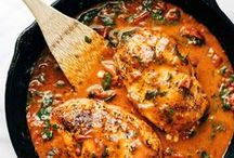 recipes - savoury. / future kitchen endeavours.
