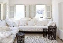 White Dream Living Room